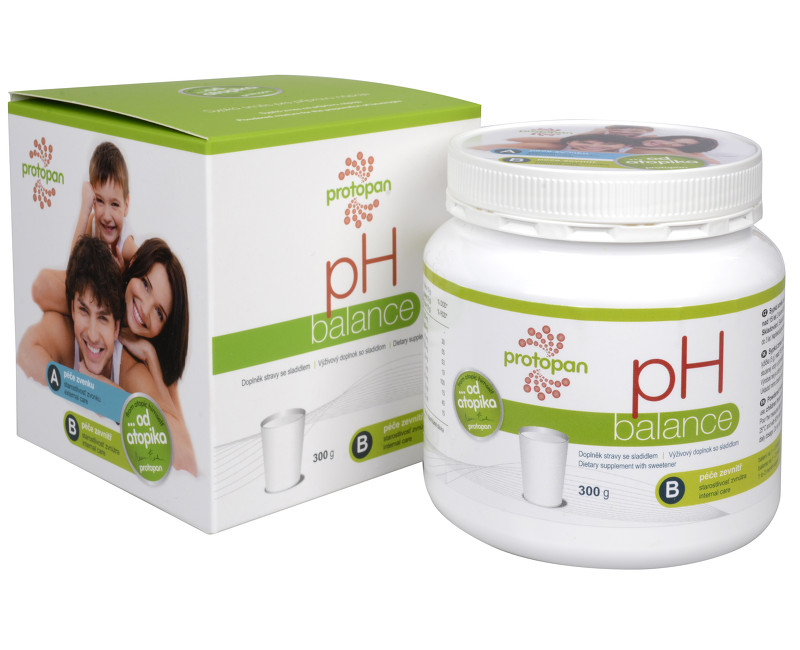 Fotografie Protopan® pH balance 300 g