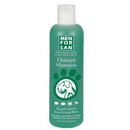 Fotografie Přírodní repelentní šampon proti hmyzu pro psy (Shampoo Insect Repellent) 300 ml