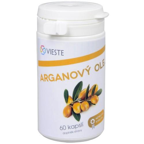 Arganový olej 60 kapslí