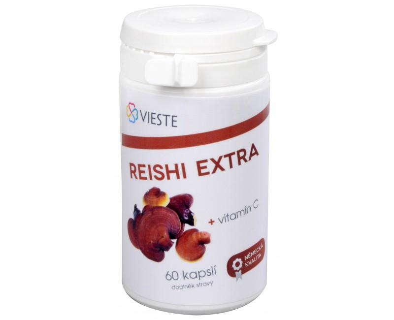 Reishi Extra 60 kapslí
