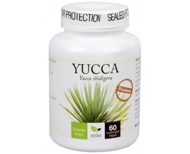Fotografie Yucca Premium 60 kapslí
