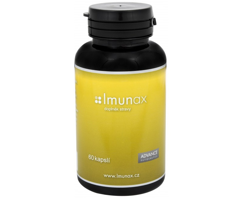 Fotografie Advance nutraceutics Imunax 60 kapslí