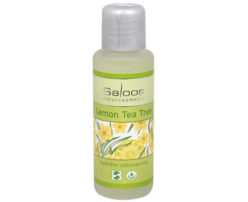 Fotografie Hydrofilní odličovací olej - Lemon - Tea tree 50 ml