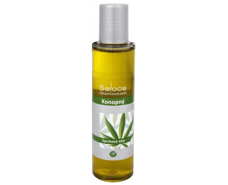 Sprchový olej - Konopný 125 ml