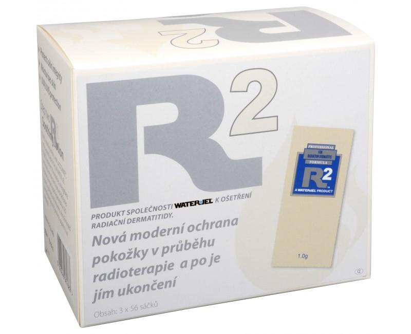 Fotografie R2 Zklidňující emulze s Lactokine - po ozařování 168x1 g