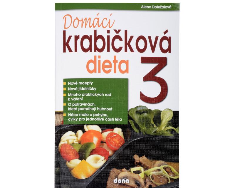 Domácí krabičková dieta 3 (Alena Doležalová)