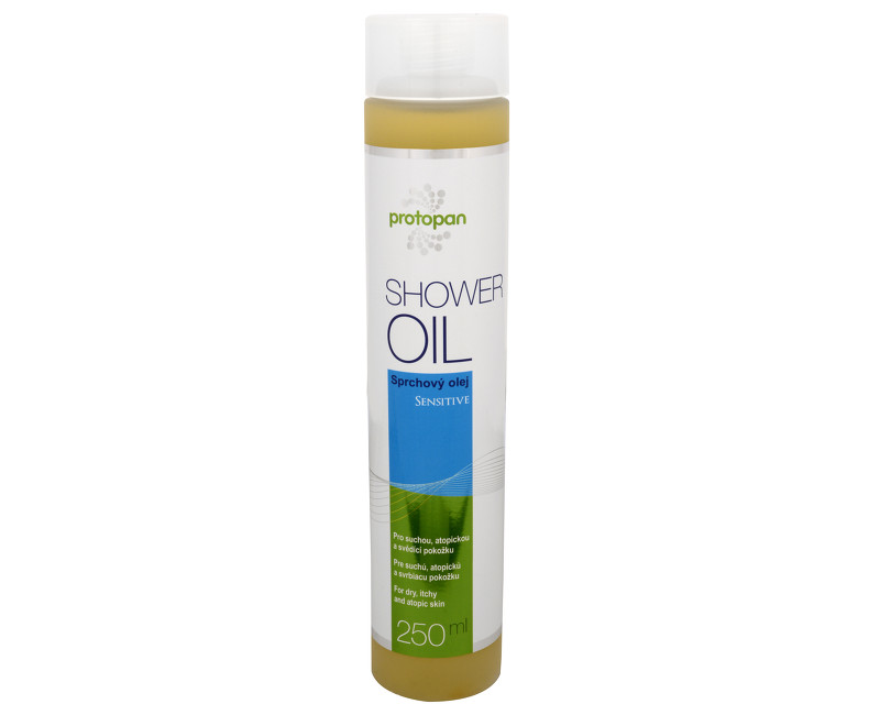 Fotografie Protopan® Shower Oil Sensitive 250 ml