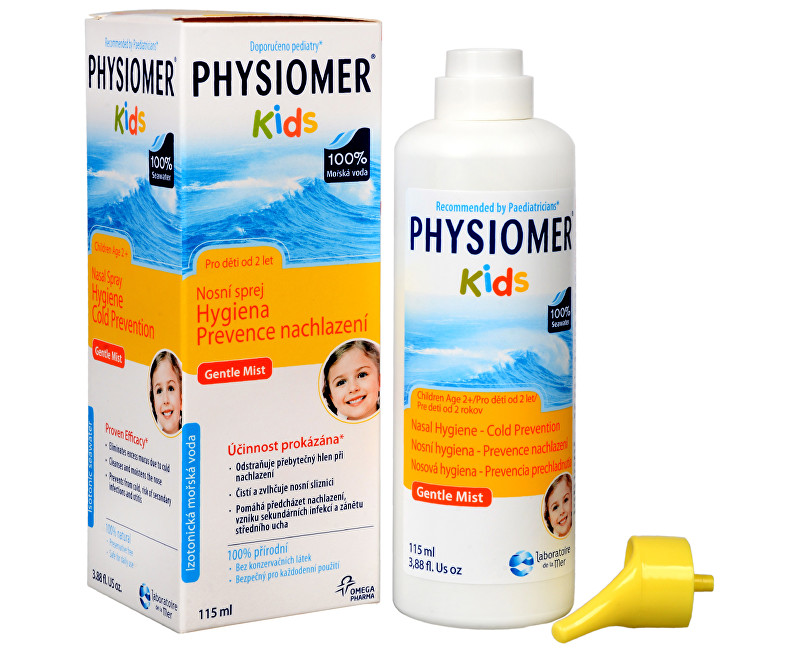 Fotografie Physiomer Kids 115 ml