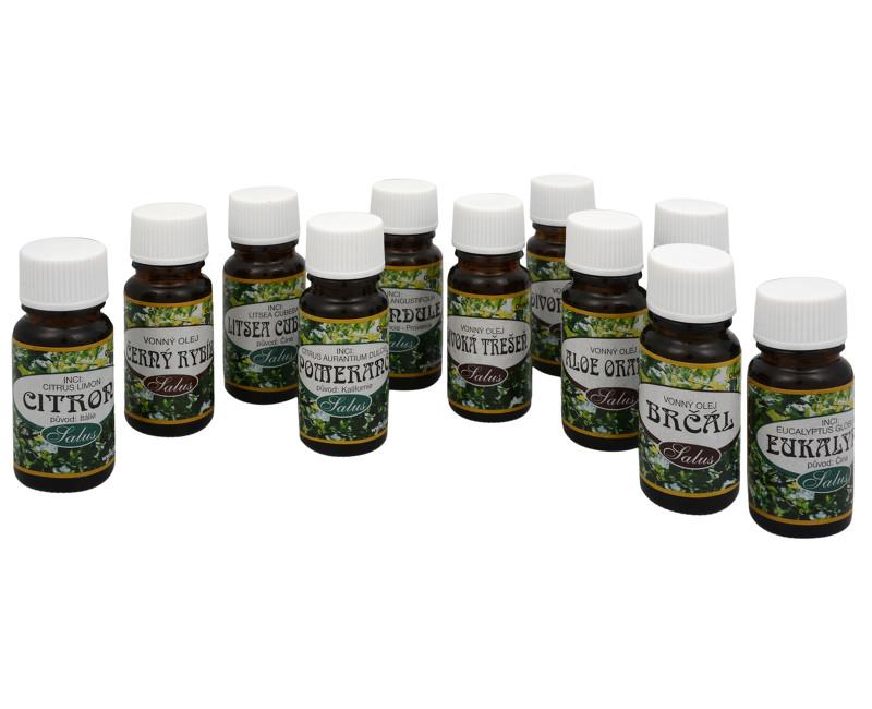 Vonný olej do aromalamp 10 ml Vanilka