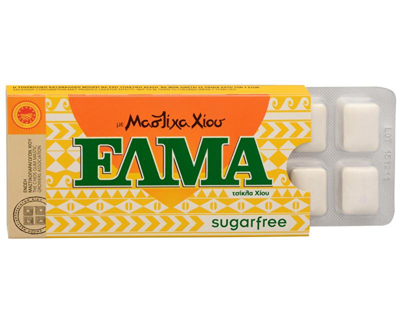 ELMA chewing gum Sugar Free 10 ks