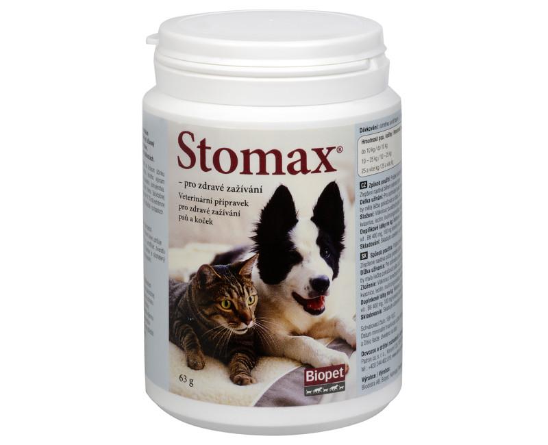 Stomax™ pro psy a kočky 63 g