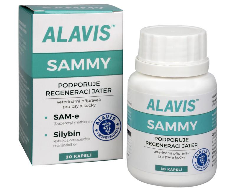 Fotografie ALAVIS™ SAMMY 30 kapslí
