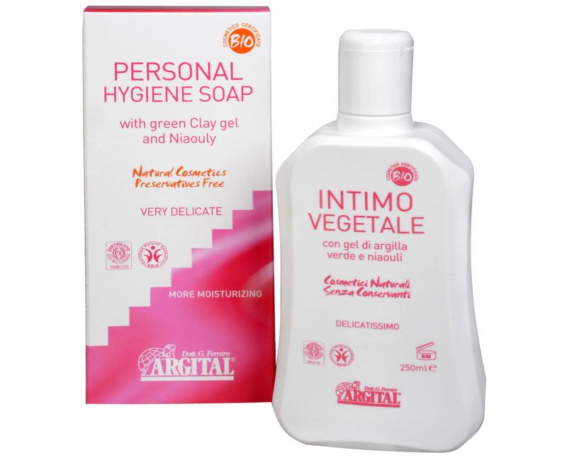 Fotografie Argital - Gel pro intimní hygienu s Niaouli 250 ml