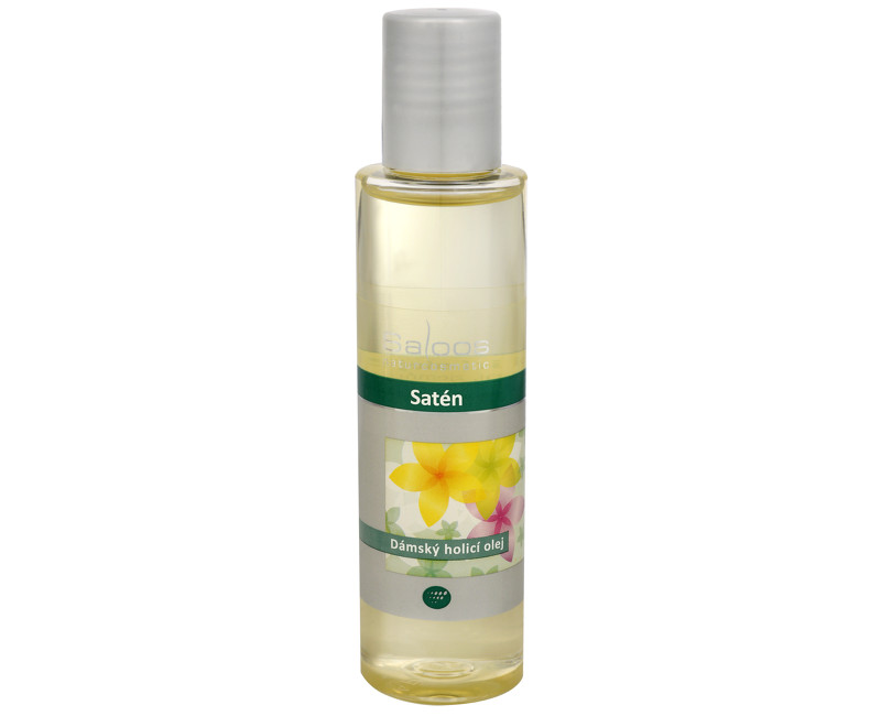 Satén - dámský holicí olej 125 ml