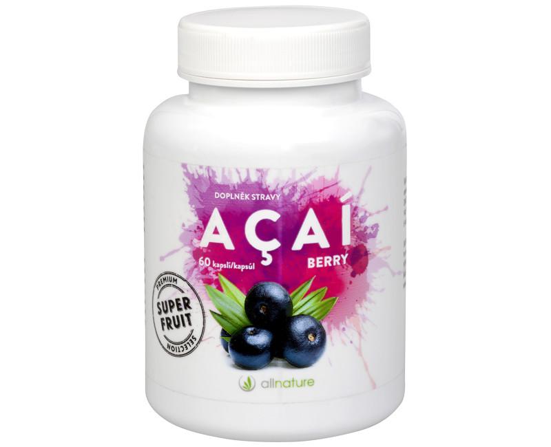 Acai berry 60 kapslí
