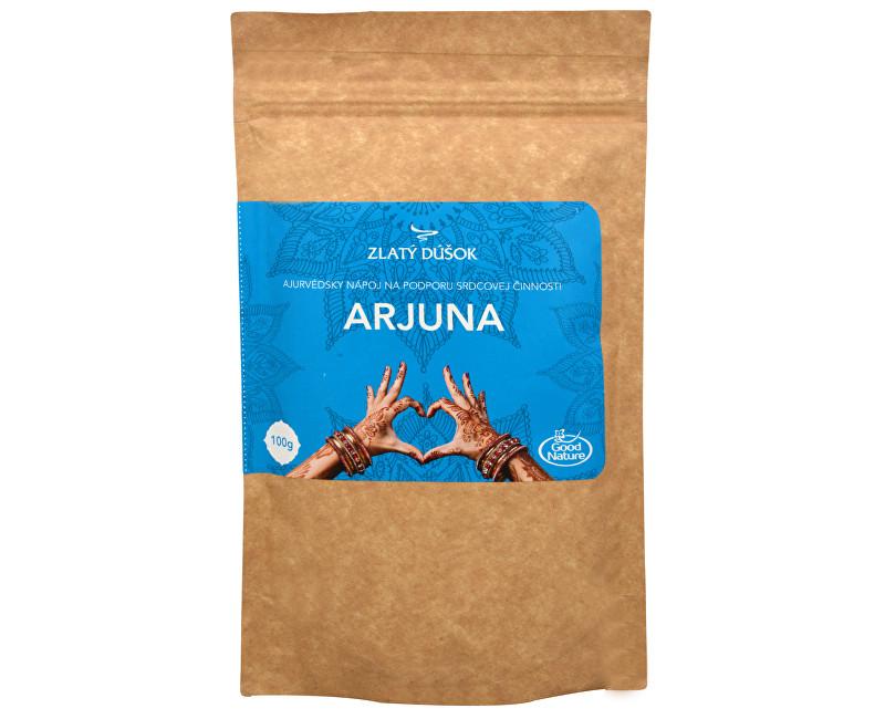Fotografie Zlatý doušek - Ajurvédská káva ARJUNA 100 g