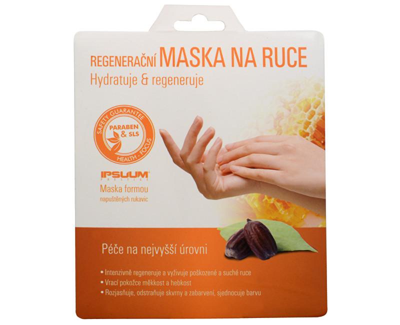 Regenerační maska na ruce - rukavice
