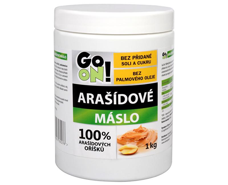 GO ON! Arašídové máslo 1 kg