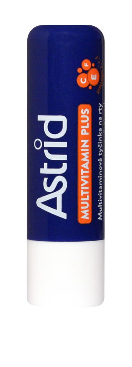 Astrid Multivitaminová tyčinka na rty 4,8 g
