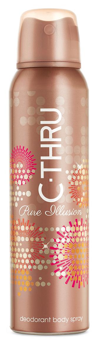 C-THRU Pure Illusion deodorant ve spreji 150 ml