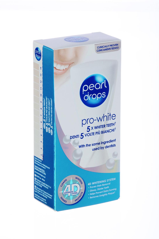 Pearl Drops Pro-White bělicí zubní pasta 50 ml