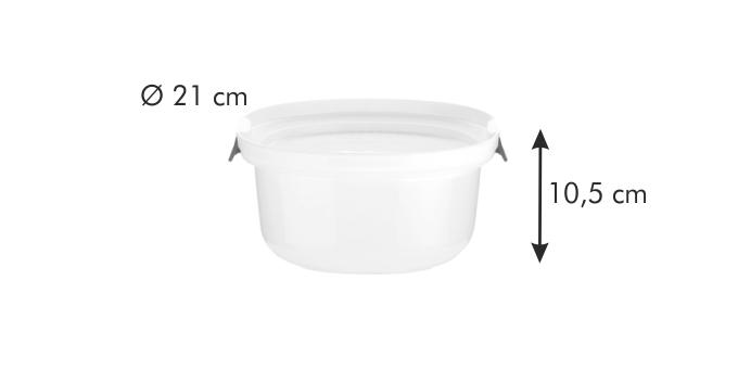 Tescoma hrnec na rýži PURITY MicroWave