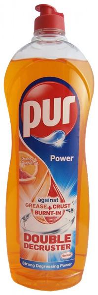 Pur DuoPower Orange & Grape prostředek na nádobí 900 ml