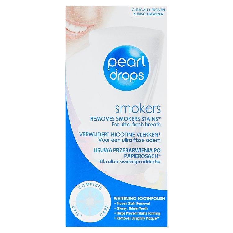 Fotografie Pearl Drops Smokers zubní pasta pro kuřáky 50 ml