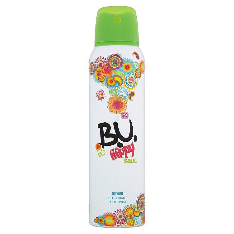B.U. Hippy Soul deodorant sprej 150 ml