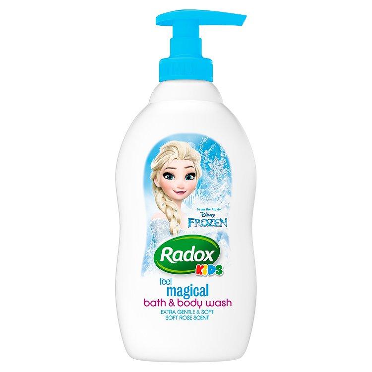 Radox Kids Frozen dětský sprchový gel 400 ml