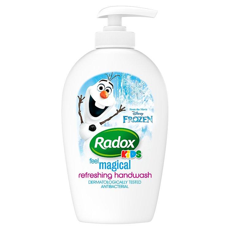 Radox tekuté mýdlo Frozen Kids 250 ml