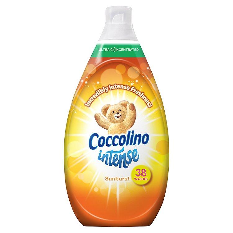 Coccolino Intense Sunburst aviváž 38 praní 570 ml
