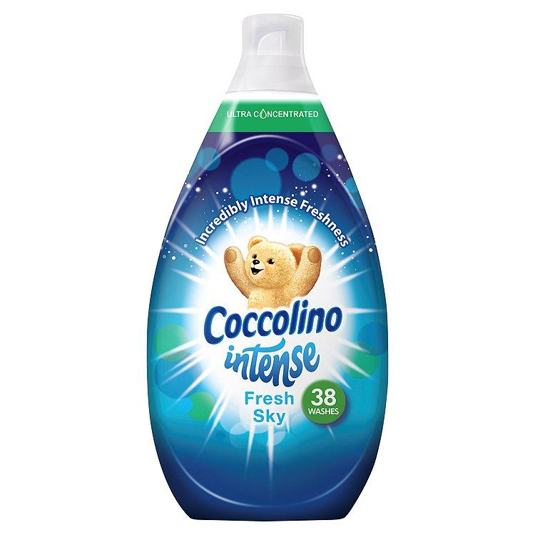Coccolino Intense Fresh Sky aviváž 38 praní 570 ml