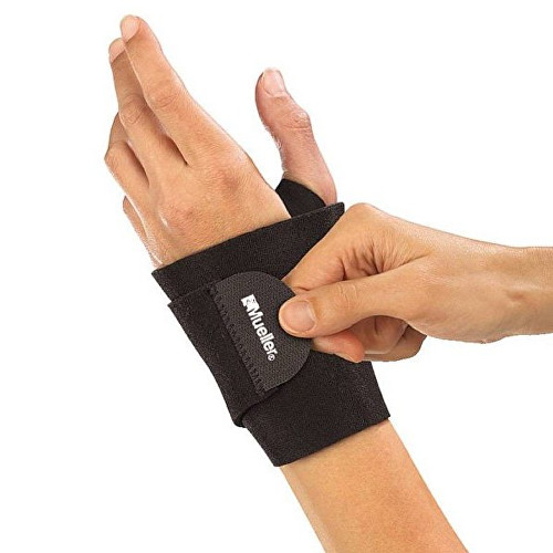 Mueller Wraparound Wrist Support - Bandáž na zápěstí