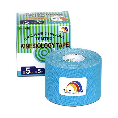 Tejp. TEMTEX kinesio tape Tourmaline 5 cm x 5 m Béžová