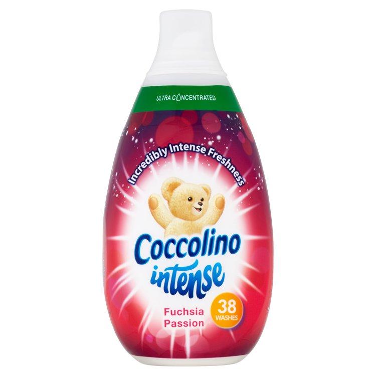 Coccolino Intense Fuchsia Passion aviváž, 38 praní 570 ml