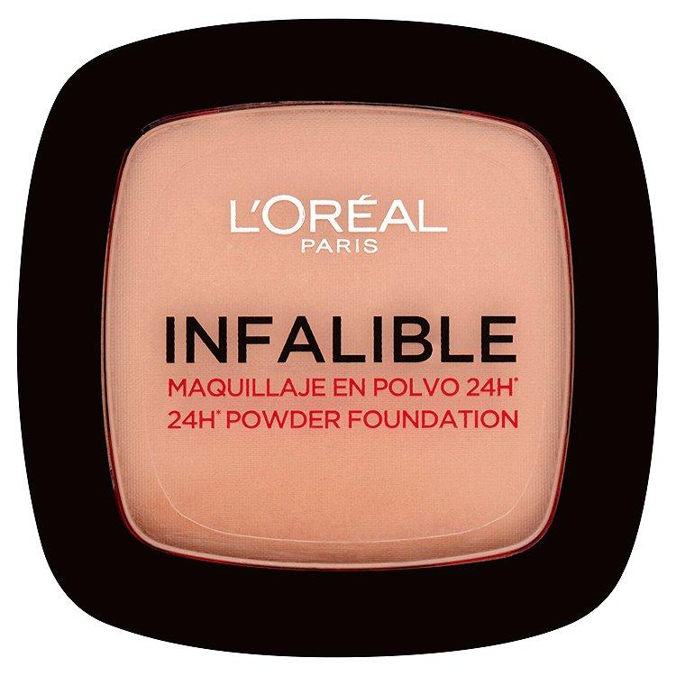 L'Oréal Paris Infaillible dlouhotrvající pudr 245 Warm Sand