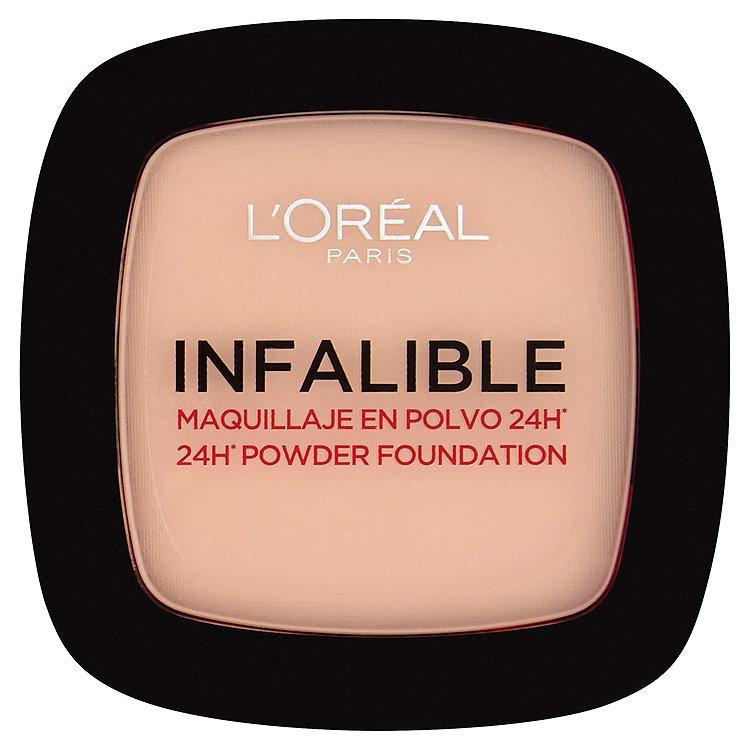 L'Oréal Paris Infaillible dlouhotrvající pudr 160 Sand Beige