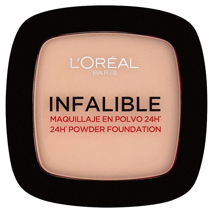 L'Oréal Paris Infaillible dlouhotrvající pudr 225 Beige