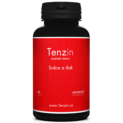 Advance nutraceutics Tenzin 60 kapslí