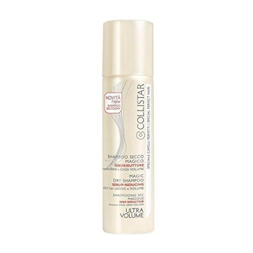 Collistar ultra jemný suchý šampon pro všechny typy vlasů 150 ml