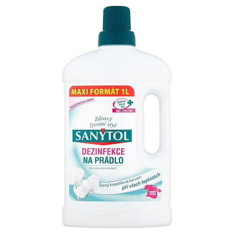 Sanytol dezinfekce na prádlo 1000 ml
