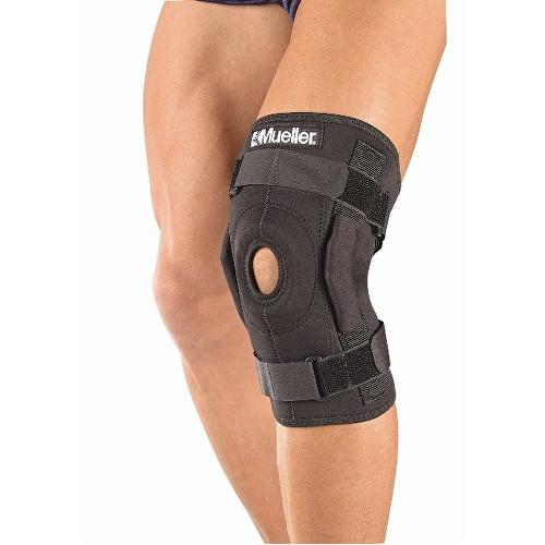 Mueller Hinged Wraparound Knee Brace - kolenní ortéza s kloubem - ovinovací vel. REG