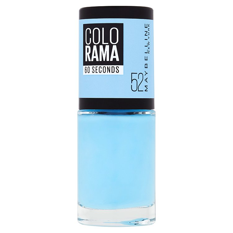 Maybelline Colorama 60 Seconds lak na nehty 52 Boy, 7 ml