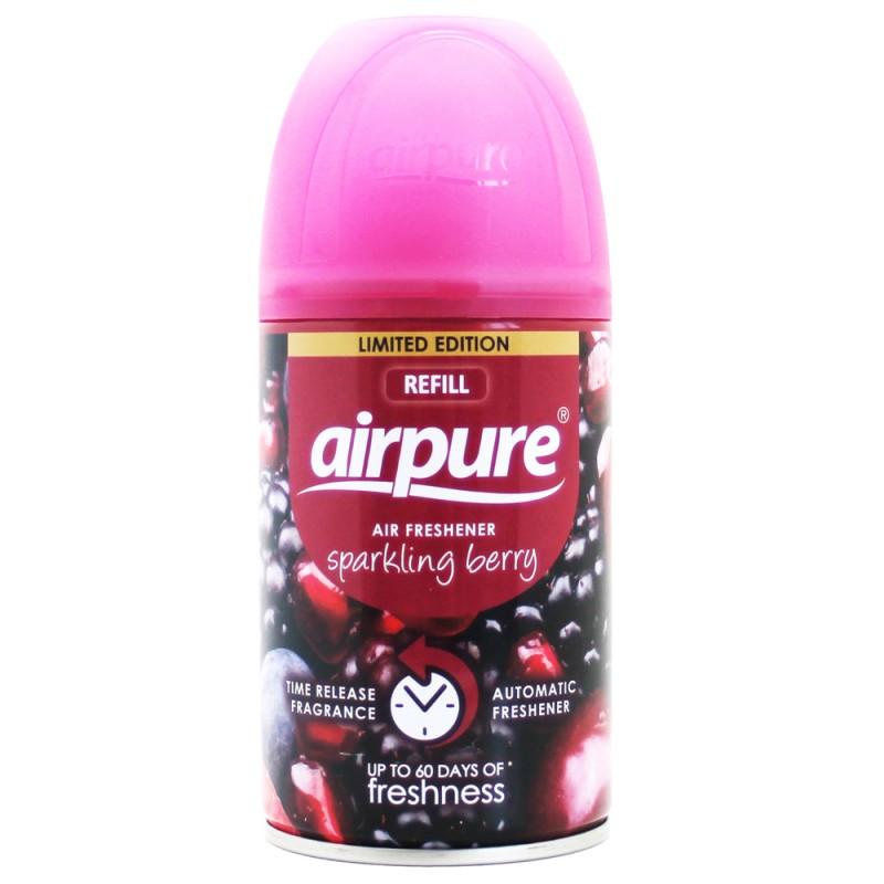 Airpure Sparkling Berry náplň do osvěžovače vzduchu 250 ml