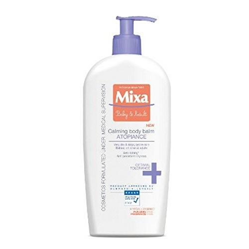 Mixa Baby & Adult Atopiance zklidňující tělové mléko 400 ml