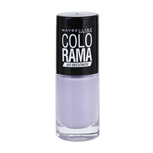 Maybelline Colorama 60 Seconds lak na nehty 45 Cherry, 7 ml