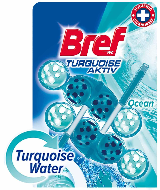 Bref Turquise Aktiv Ocean 2 x 50 g