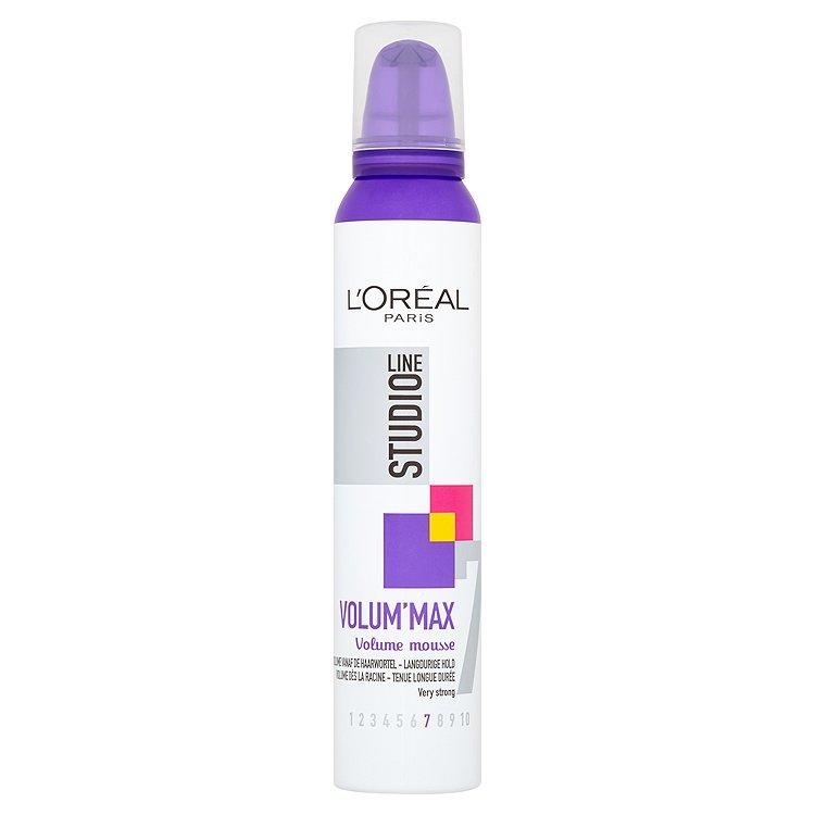 L'Oréal Paris Studio Line Volum' Max pěnové tužidlo pro objem 200 ml
