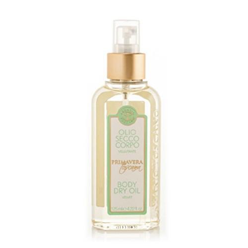 Erbario Toscano suchý tělový olej pro výživu pokožky Toskánské jaro 125 ml
